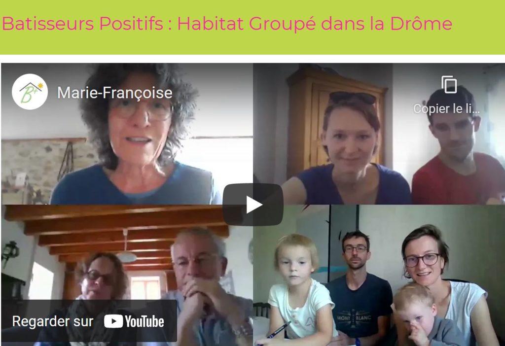 Vidéo portraits groupe Anneyron
