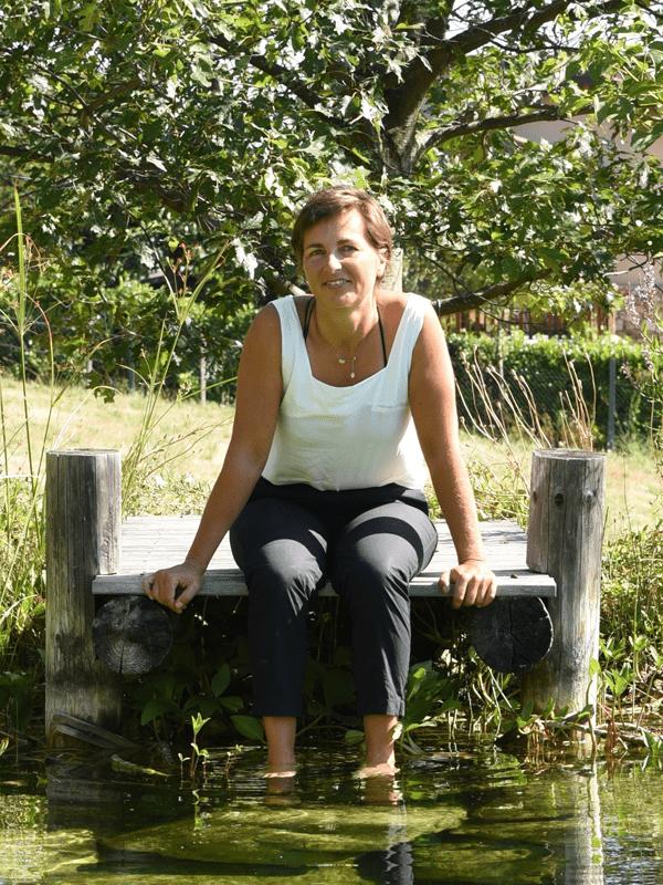 Odette Frering  Maître d'œuvre
