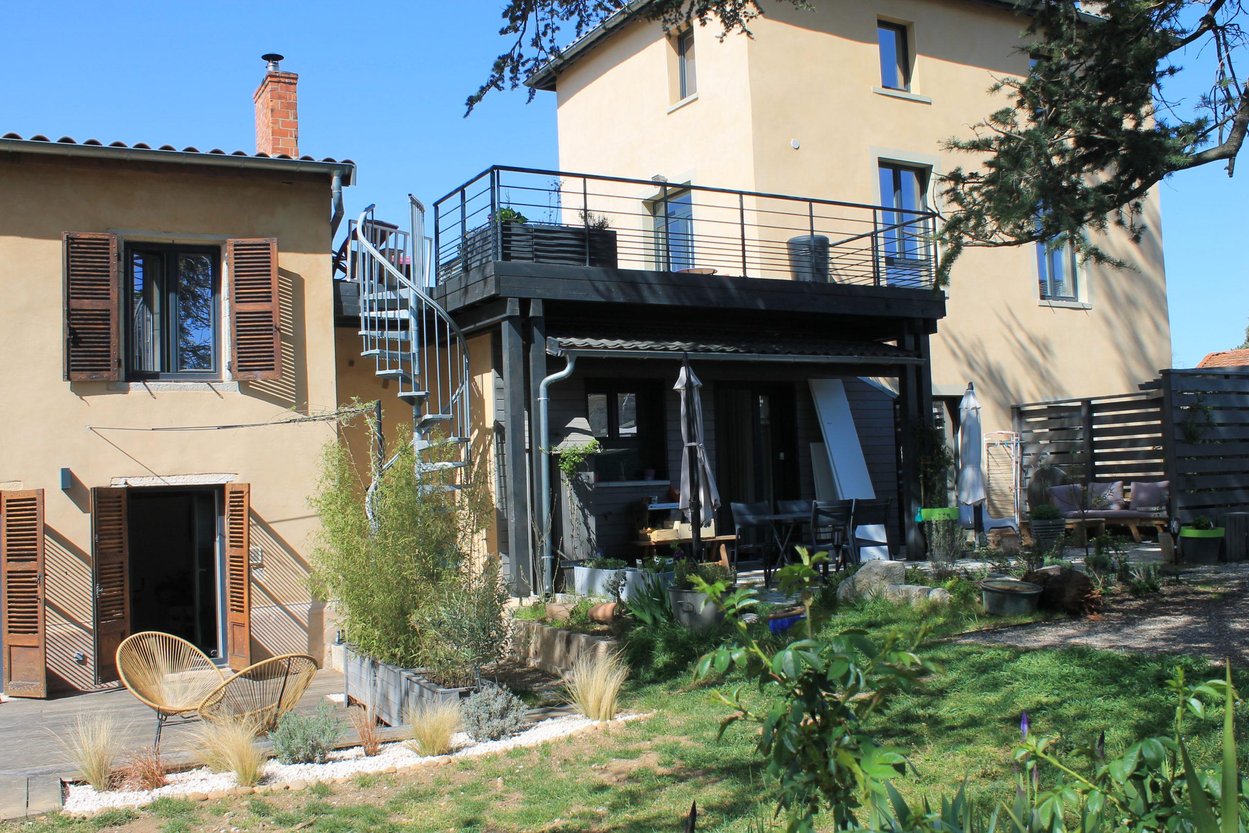 Habitat groupé - Tour Irigny Cologi