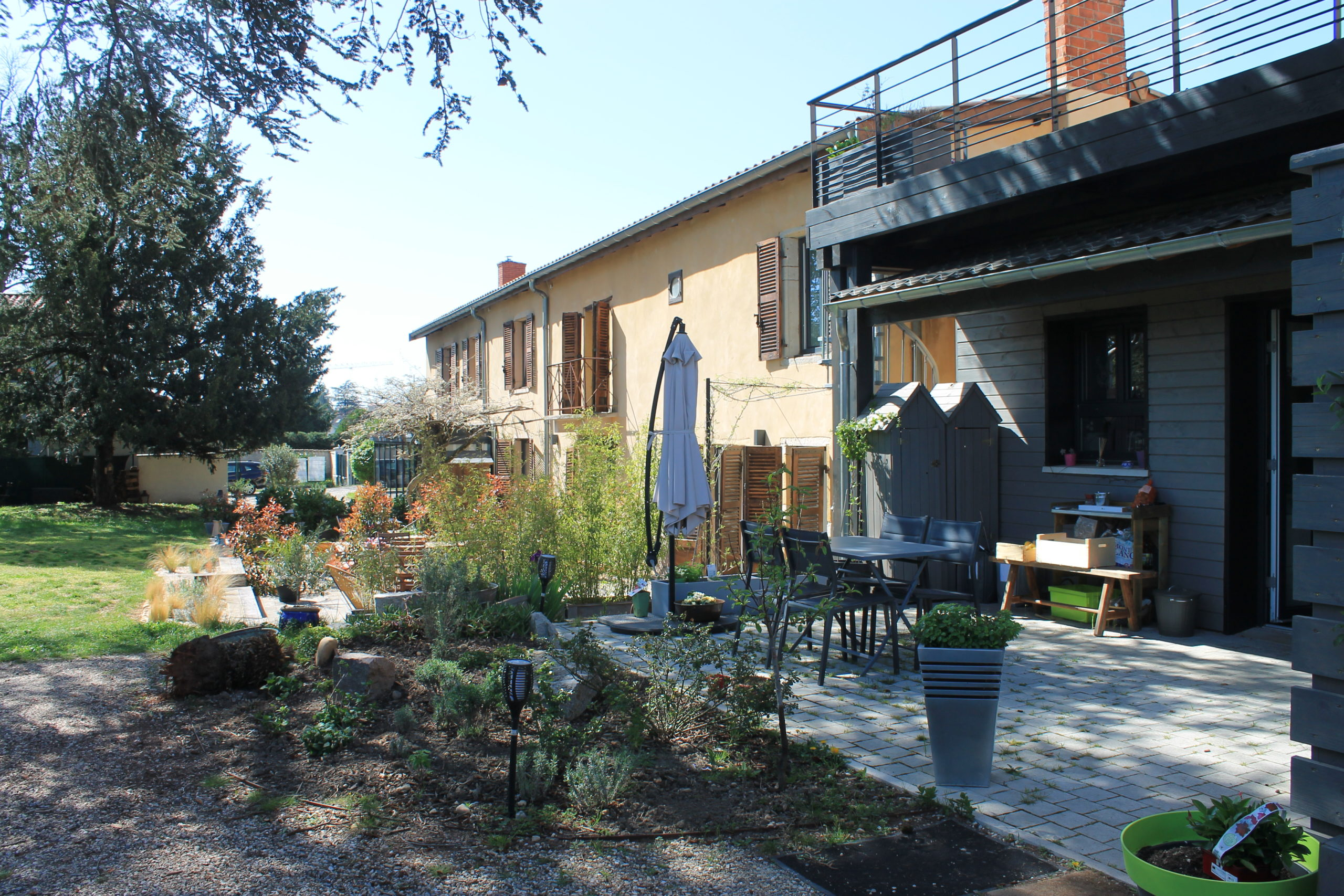Cologi Irigny - un parc arboré
