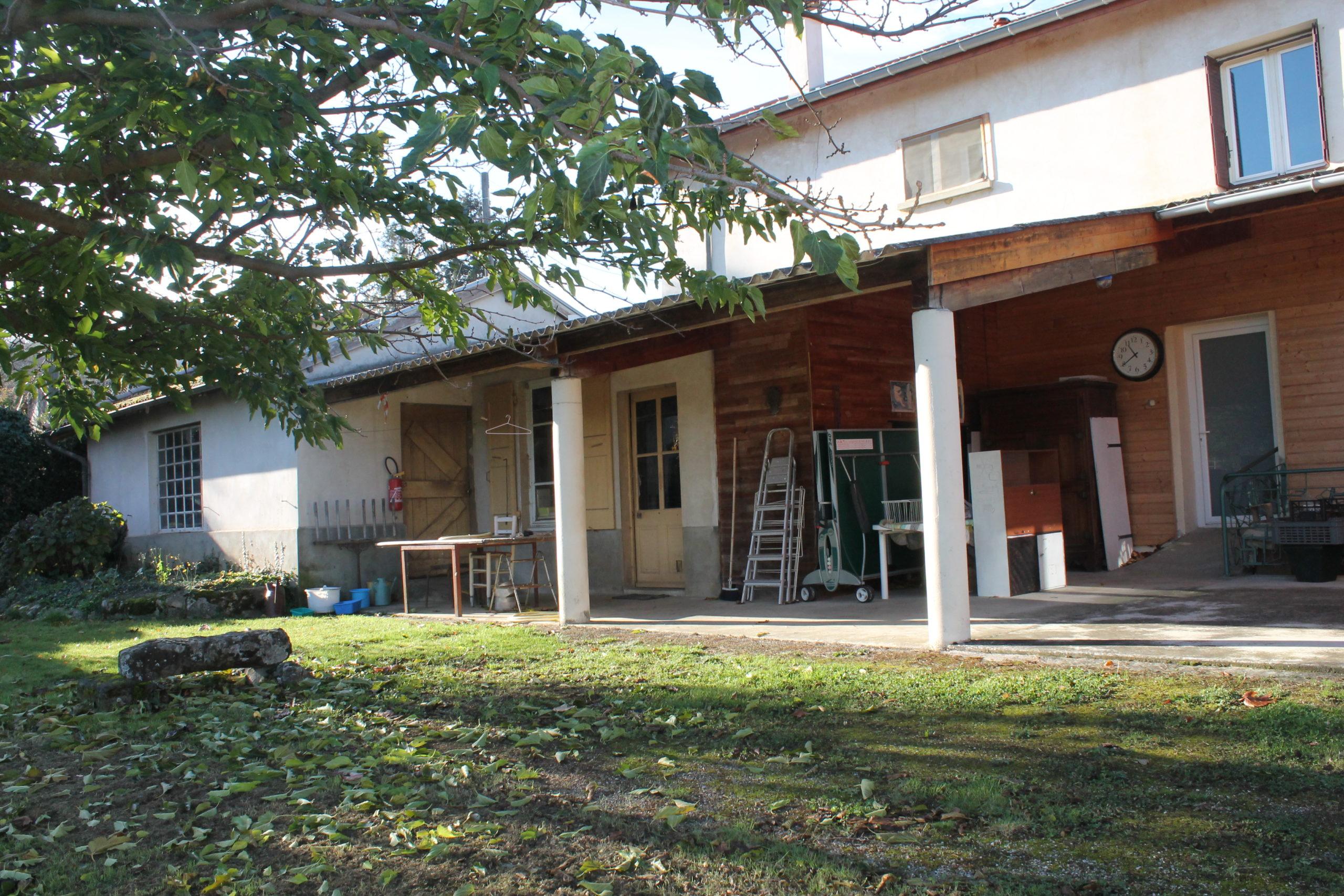 7 logements dans habitat groupé Anneyron