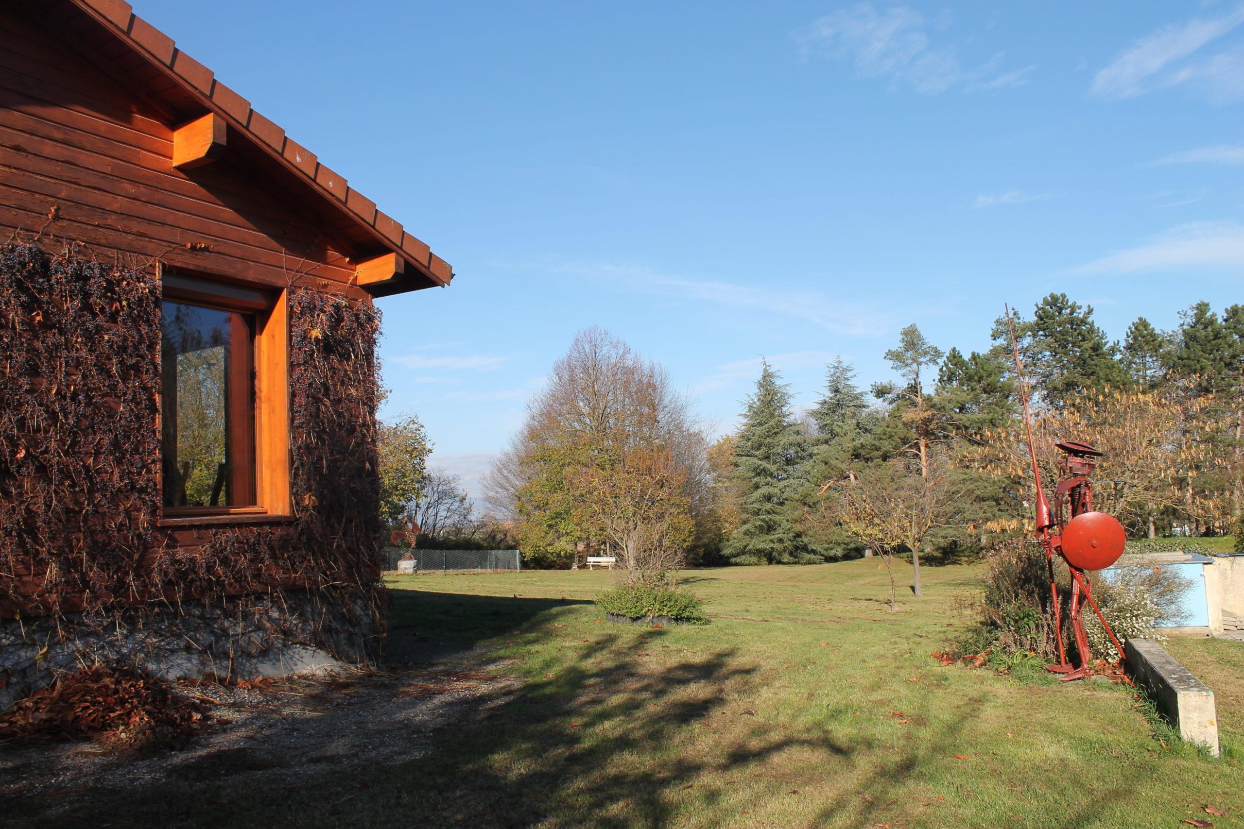 Habitat participatif - Anneyron