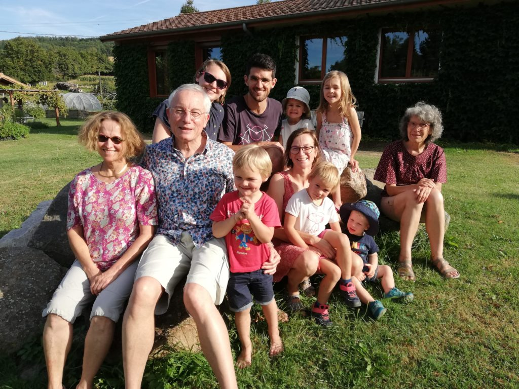 Anneyron Groupe habitants