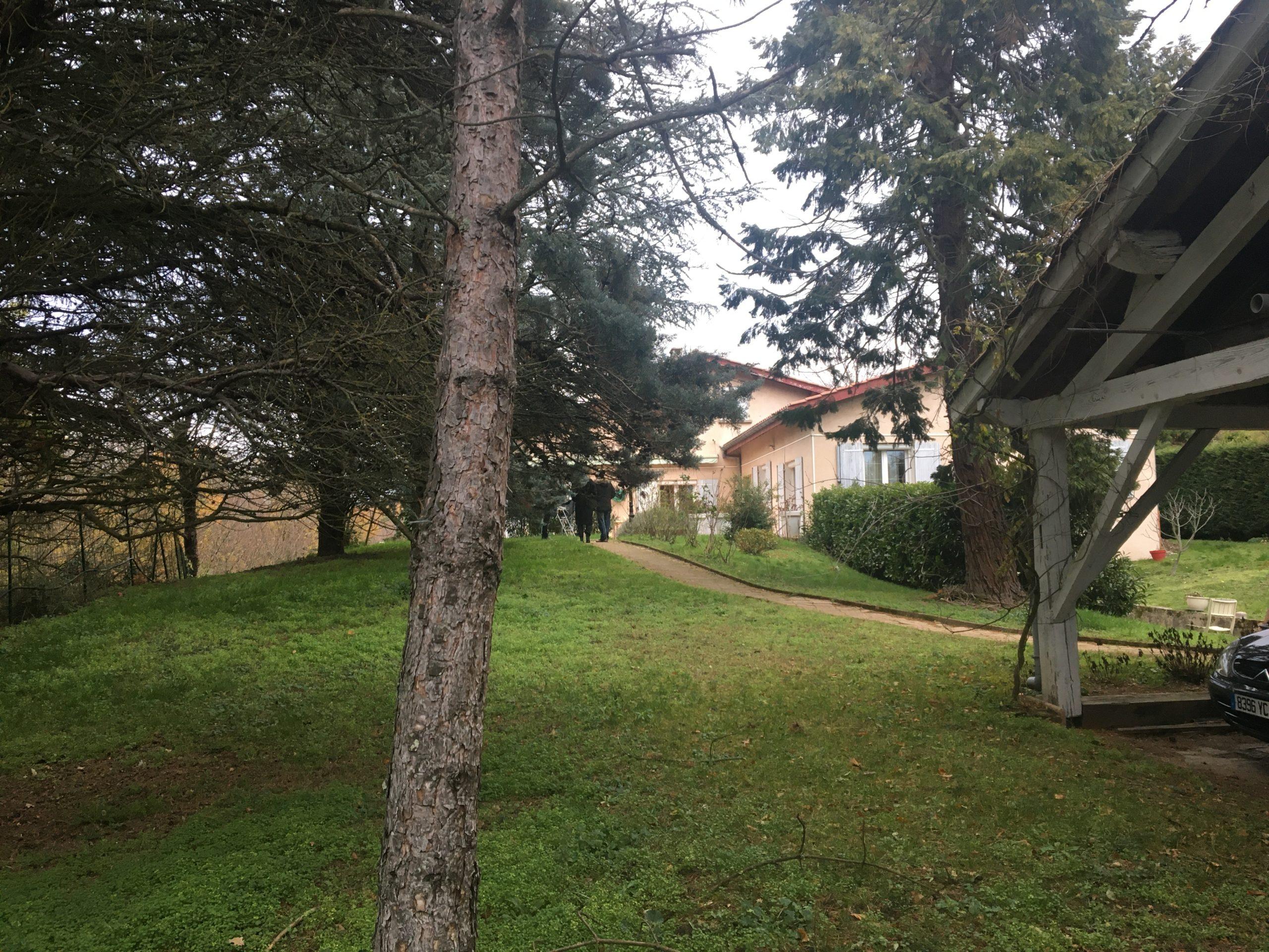 Francheville - Carport