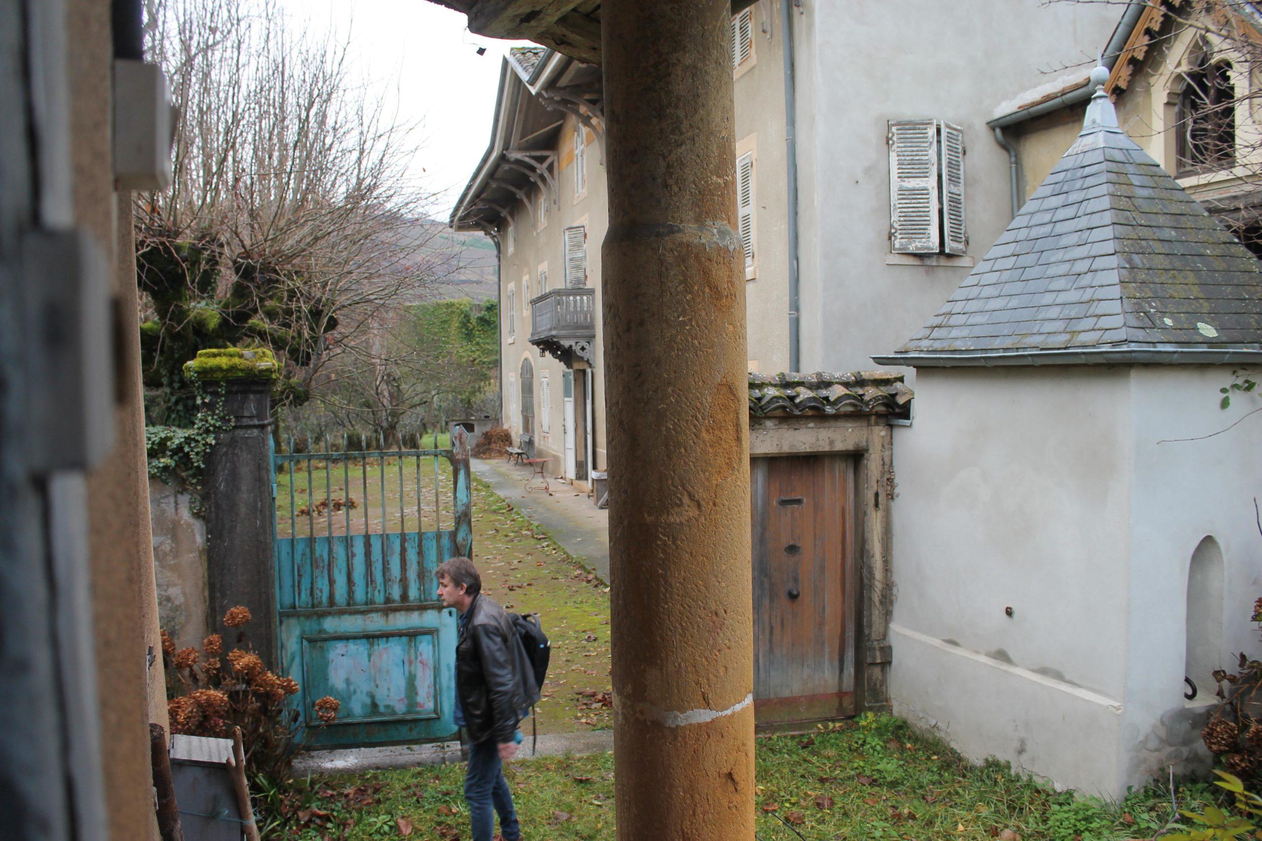 Perreon - Cologi - Habitat participatif - plaisirs de l'ancien